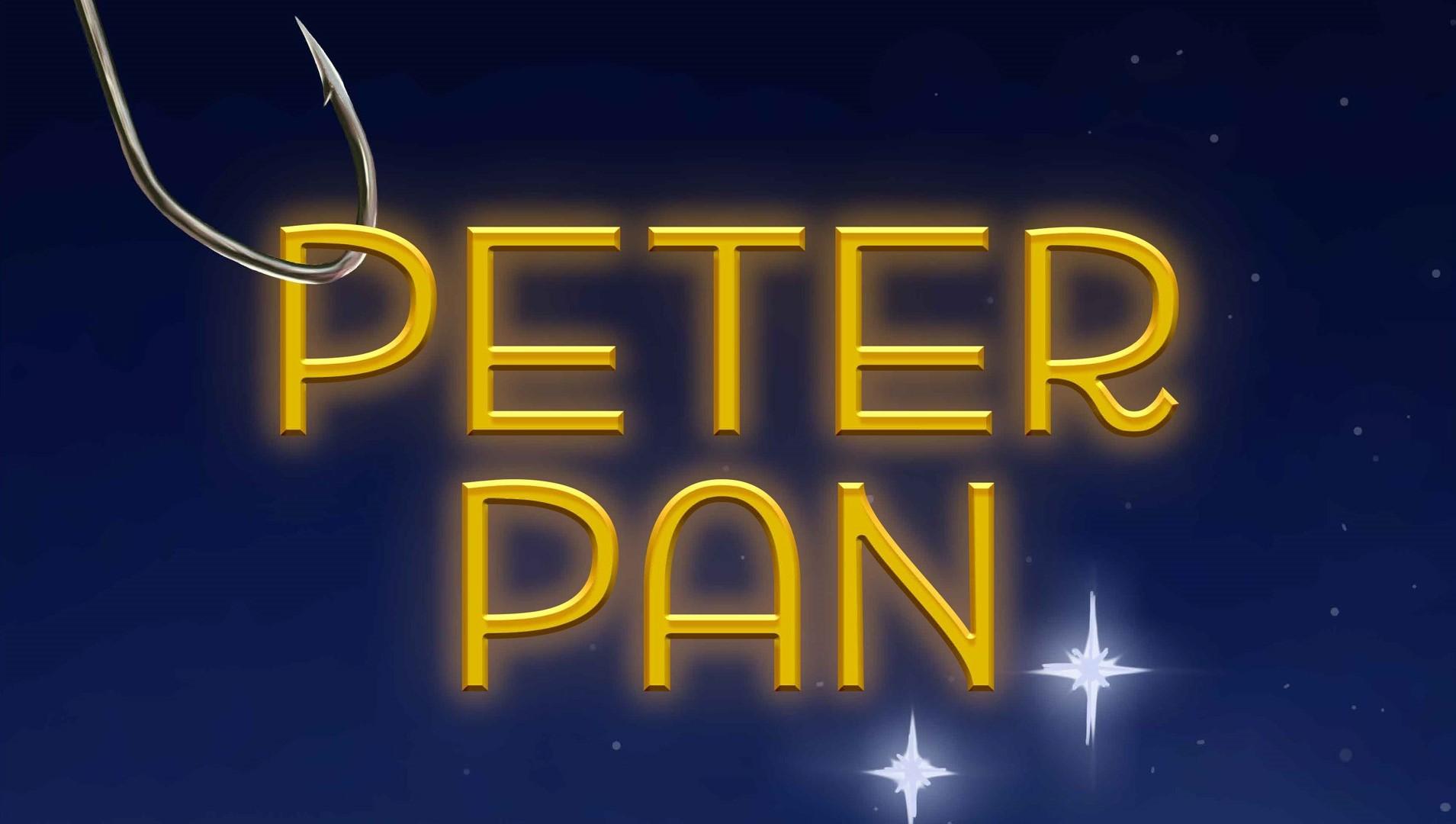 Peter Pan Header